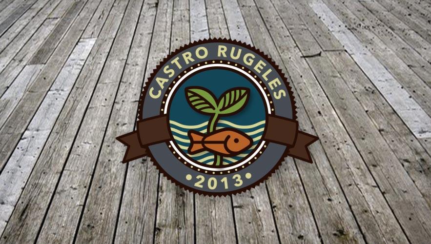 Portfolio CastroRugeles Logo