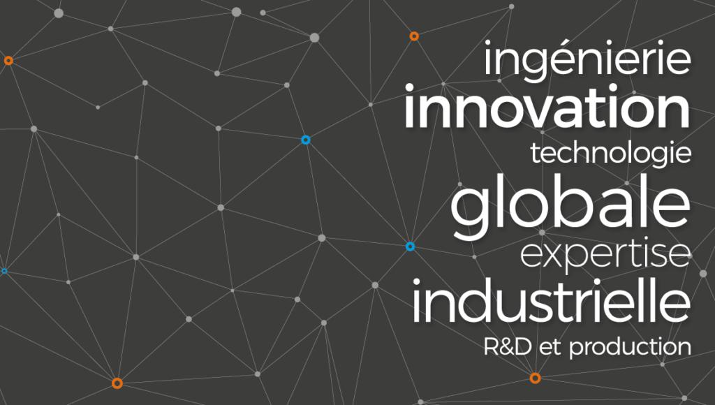 Portfolio Coris Innovation Brochure Cover