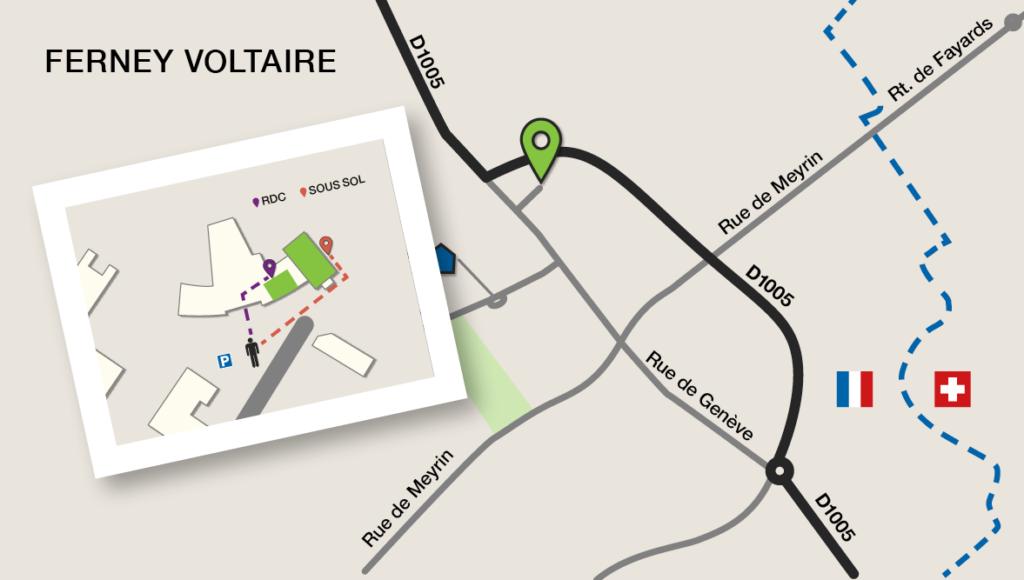 Portfolio Pangloss Maps